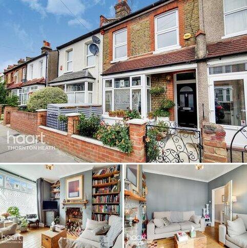 2 bedroom terraced house for sale - Kynaston Road, Thornton Heath