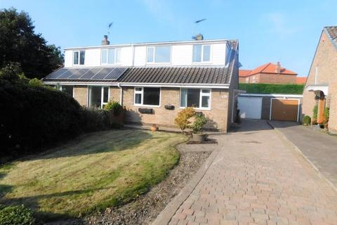 3 bedroom semi-detached house for sale - HORNBY AVENUE, SEDGEFIELD, SEDGEFIELD DISTRICT