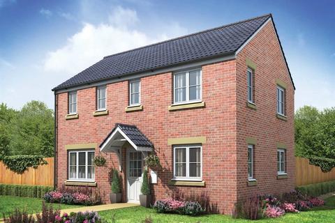 3 bedroom detached house for sale - Plot 25, The Clayton Corner at Milton Meadow, Bridgend Road, Bryncae, Llanharan CF72