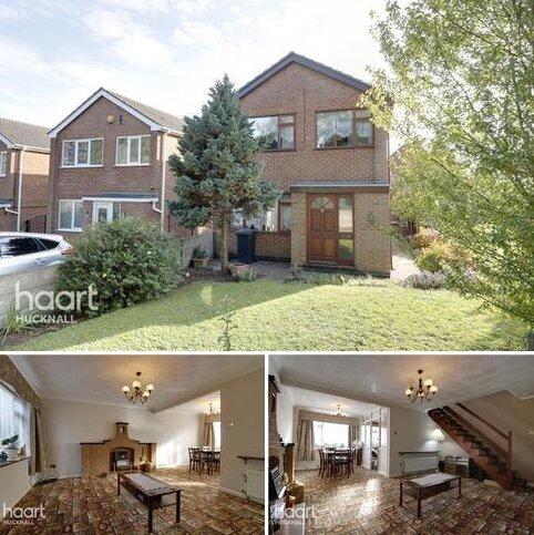 3 bedroom detached house for sale - Tyne Gardens, Nottingham