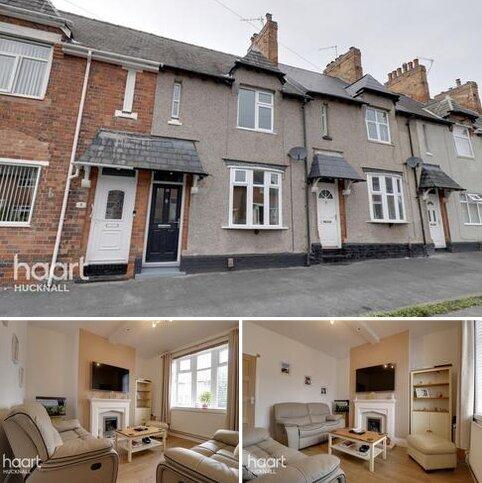 2 bedroom terraced house for sale - St Albans Road, Nottingham