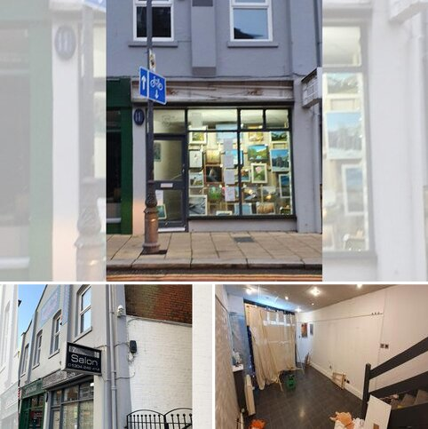 Hairdresser and barber shop to rent - Church Street, Dover