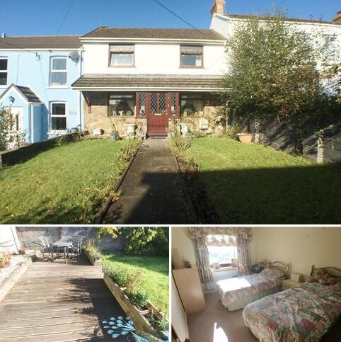 3 bedroom cottage for sale - Heol Y Plas, Fforest