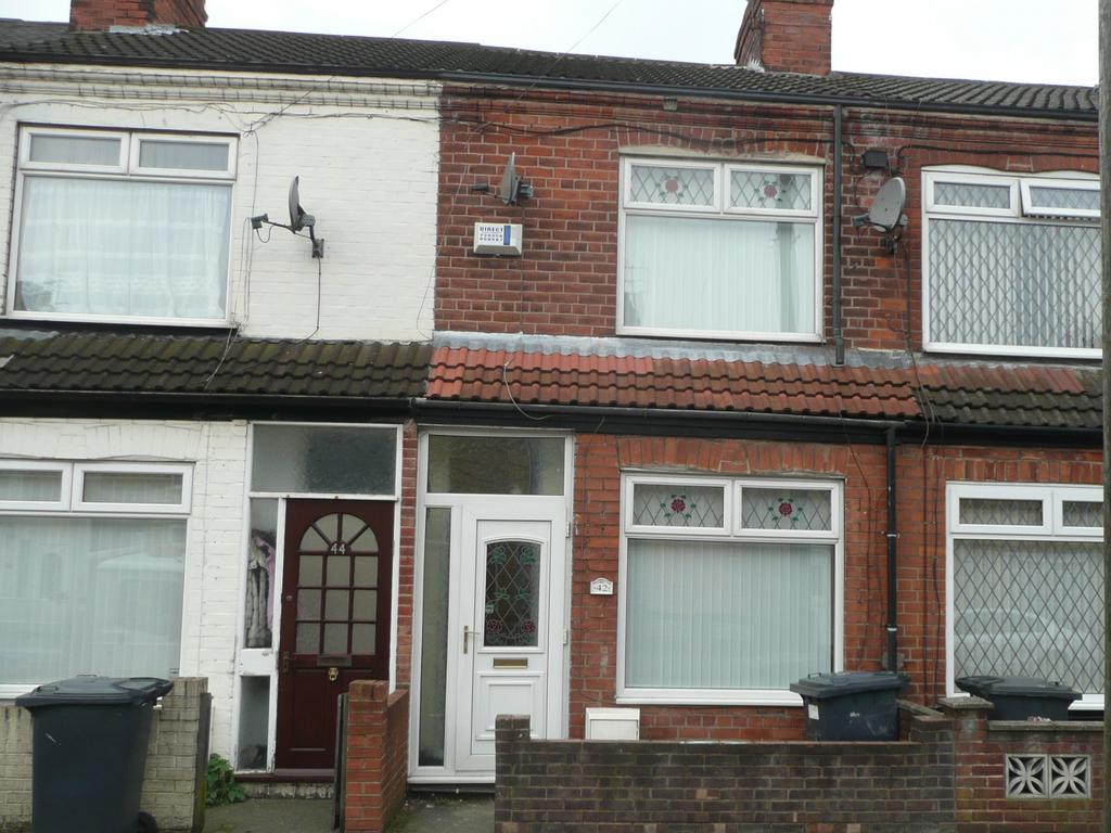2 bedroom mid terrace property with guaranteed in