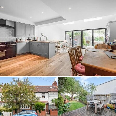 4 bedroom terraced house for sale - Haslemere Avenue, Wimbledon Park