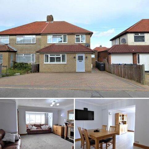 3 bedroom semi-detached house for sale - Shaxton Crescent, New Addington, Croydon