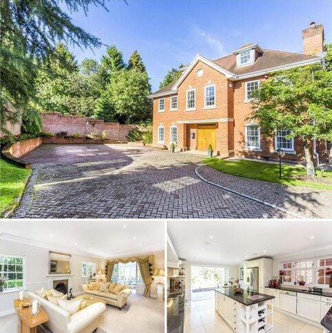 7 bedroom detached house for sale - The Leigh, Coombe Hill, Kingston Upon Thames, Surrey, KT2