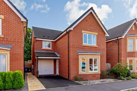 3 bedroom detached house - Manor House Court, Chesterfield