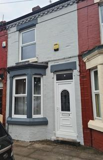 2 bedroom terraced house to rent - Milverton Street, Liverpool