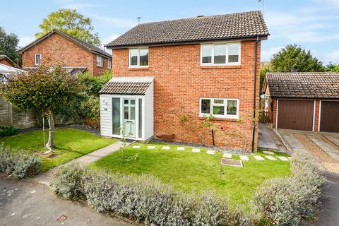 4 bedroom detached house for sale - Cherry Orchard, Fulbourn