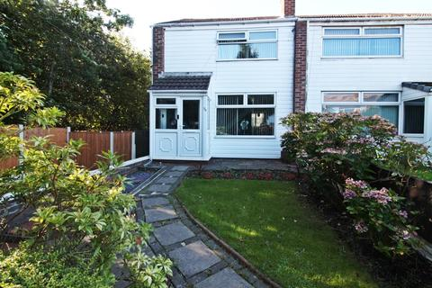 3 bedroom end of terrace house for sale - Hadfield Close, Halton View, Widnes