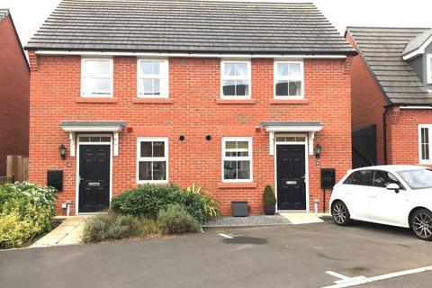 2 bedroom semi-detached house for sale - Parn Close, Coppenhall, Crewe