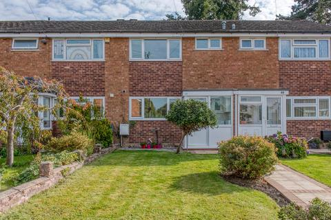3 bedroom terraced house for sale - Willow Close, Bromsgrove, B61 8RF