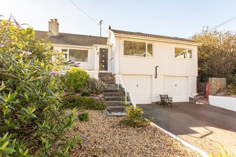 3 bedroom semi-detached bungalow for sale - Downderry