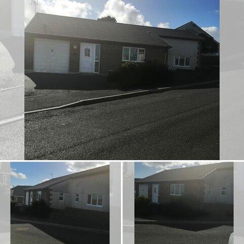 3 bedroom detached bungalow to rent - Bayview Park PL25