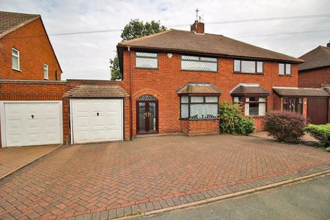 3 bedroom semi-detached house for sale - Belton Avenue, Wolverhampton