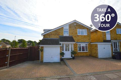 3 bedroom link detached house for sale - Waddesdon Close, Stopsley, Luton, Bedfordshire, LU2 9RJ