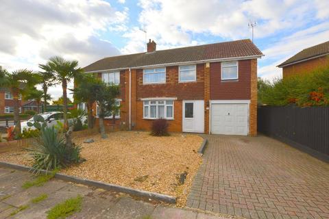 4 bedroom semi-detached house for sale - Croxton Close, Limbury Mead, Luton, Bedfordshire, LU3 2UQ