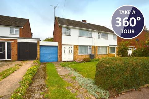 3 bedroom semi-detached house for sale - Chestnut Avenue, Sundon Park, Luton, Bedfordshire, LU3 3JA