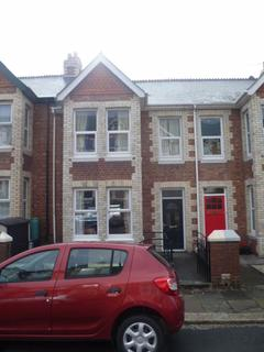 3 bedroom terraced house to rent - Salisbury Road, Plymouth
