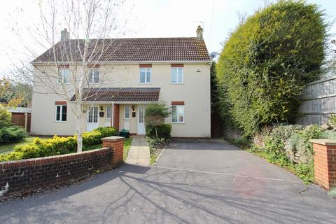 2 bedroom semi-detached house to rent - High Street, Oldland Common