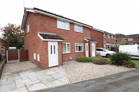 2 bedroom semi-detached house for sale - Churchway, Macclesfield