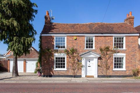 3 bedroom detached house for sale - Barn Hall Cottage, High Street, Stock Village