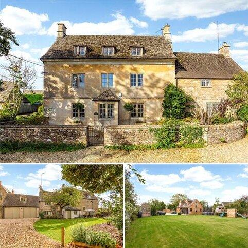 6 bedroom detached house for sale - School Lane, South Cerney, Cirencester, Gloucestershire, GL7