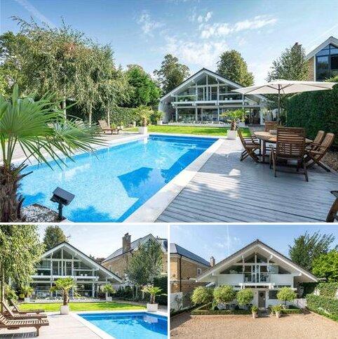 6 bedroom detached house for sale - Kingston Hill, Kingston upon Thames, Surrey, KT2