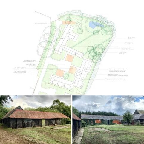Plot for sale - Rawreth Lane, Rawreth, Wickford, Essex, SS11