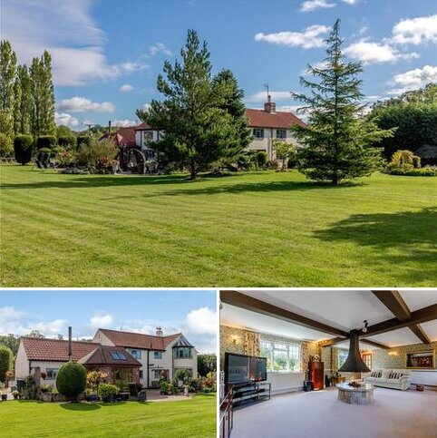 4 bedroom detached house for sale - The Fosse, Cotgrave, Nottingham, NG12