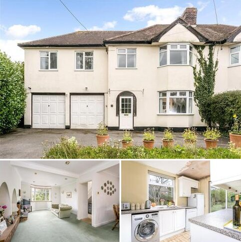 5 bedroom semi-detached house for sale - Norreys Road, Cumnor, Oxford, OX2