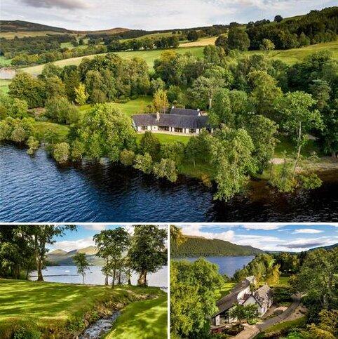 4 bedroom detached house for sale - Burnbank, Acharn, Aberfeldy, Perthshire, PH15