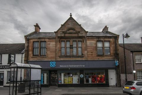 1 bedroom flat for sale - 31 Main Street, Clackmannan, Clackmannanshire, FK10 4JA