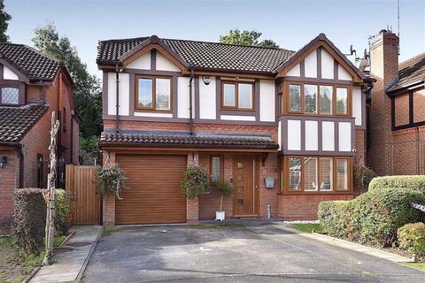 4 bedroom detached house for sale - Moran Close, Wilmslow