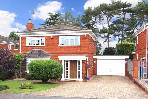4 bedroom detached house for sale - WOMBOURNE, Richmond Gardens