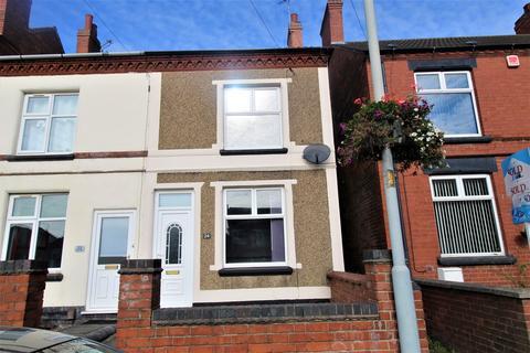 3 bedroom semi-detached house for sale - Melbourne Road, Ibstock, LE67