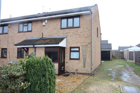 2 bedroom end of terrace house - Cranwell Court, Nottingham, NG6