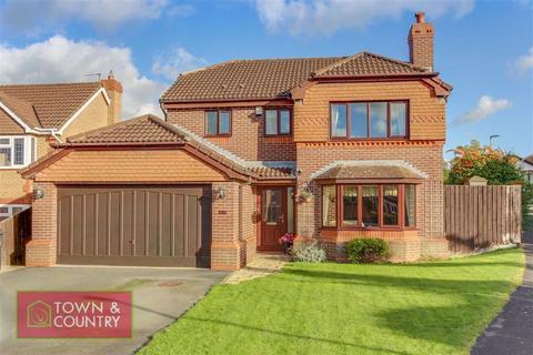 4 bedroom detached house for sale - Shakespeare Avenue, Hawarden, Deeside, Flintshire
