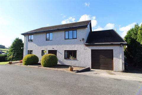 5 bedroom detached house for sale - Tyddyn Mali, Llanddoged
