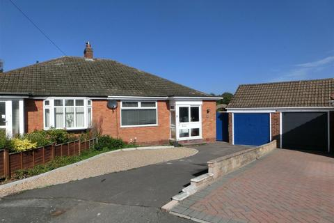 2 bedroom semi-detached bungalow for sale - Chantry Close, Hollywood, Birmingham