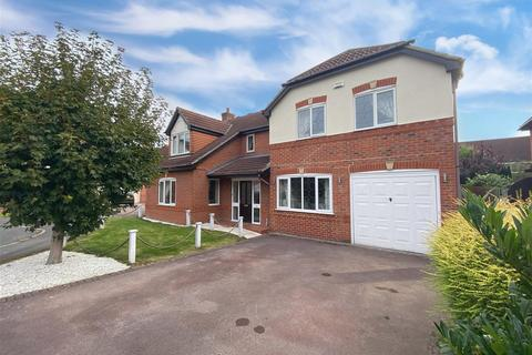 5 bedroom detached house for sale - Hargreaves Close, Littleover, Derby