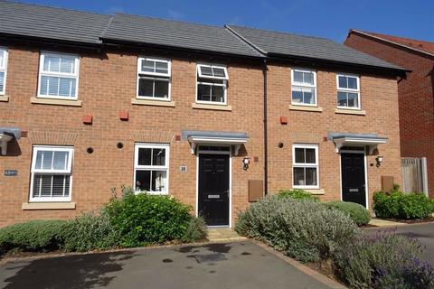 2 bedroom townhouse for sale - Craigowan Close, Burbage