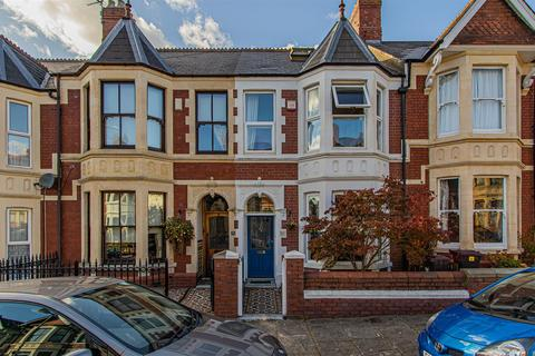 4 bedroom house to rent - Mafeking Road, Cardiff