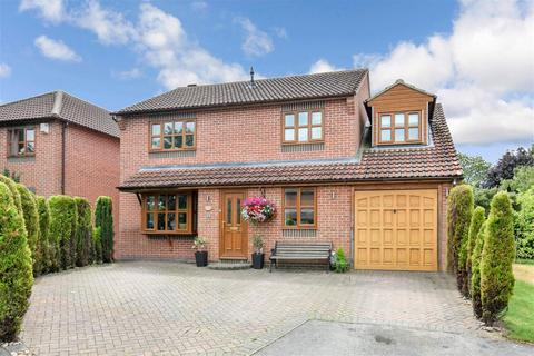 4 bedroom detached house to rent - Raker Close, Wheldrake