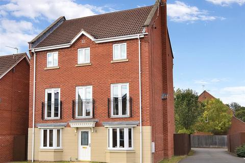 4 bedroom detached house for sale - Lancaster Road, Coddington, Newark