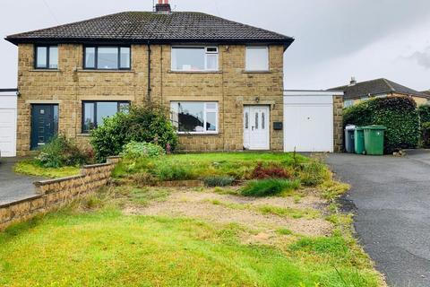 3 bedroom semi-detached house for sale - Moor Royd, Honley, Holmfirth