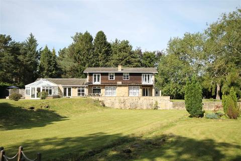 4 bedroom detached house for sale - Runnymede Road, Darras Hall, Ponteland, Newcastle Upon Tyne, Northumberland