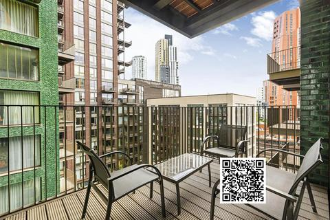 1 bedroom flat to rent - Legacy Building, Embassy Gardens, Nine Elms,SW11