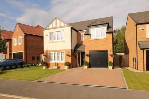 4 bedroom detached house for sale - Cropston Close, Elwick Grove, Hartlepool